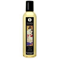Возбуждающее массажное масло Shunga клубника 250 мл